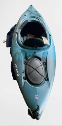 Lifetime Kayaks Sit-Inside Kayak - Blue