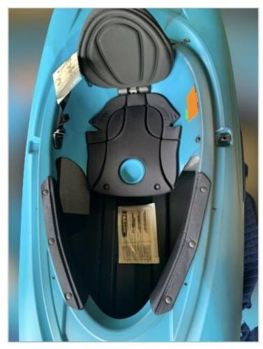 Lifetime Kayaks Sit-Inside Kayak Blue