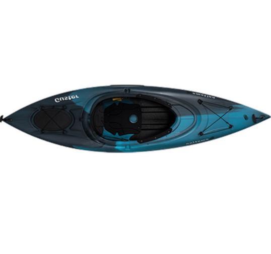kayaks guster 10 sit inside kayak 10ft