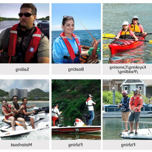 Life Kayaking Vests Inflatable Lifesave