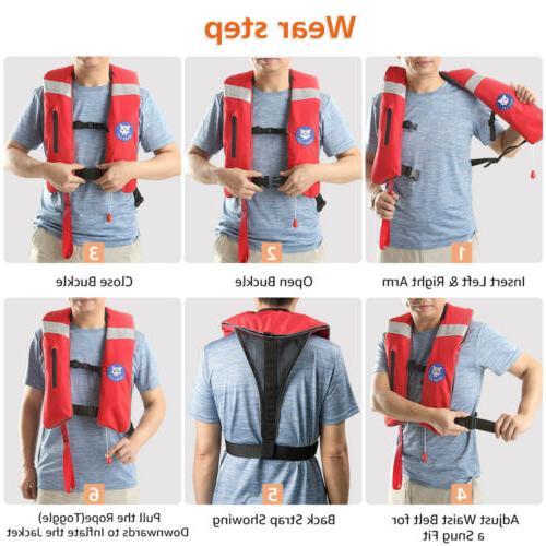 Life for Kayaking Boating Lifesave PFD