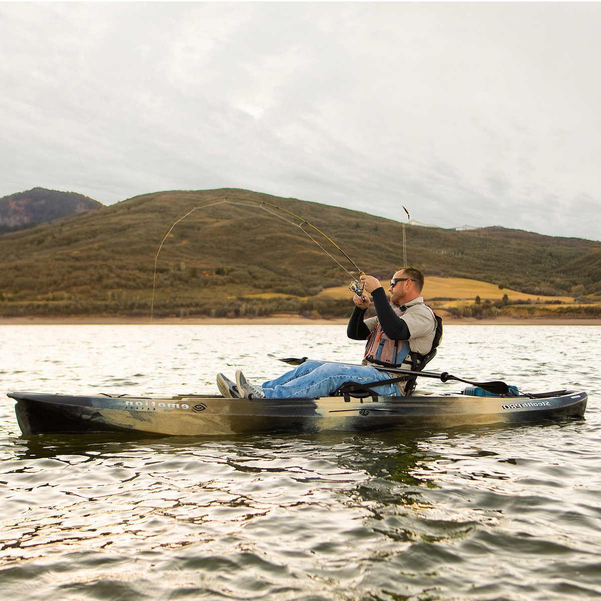 Lifetime PRO Angler Fishing