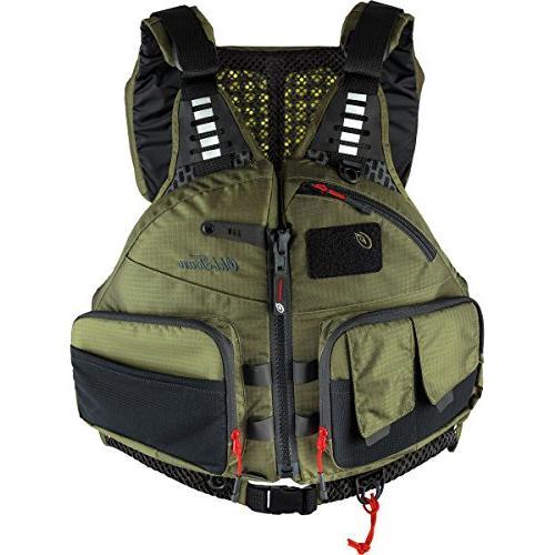 lure angler life jacket