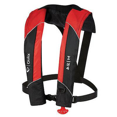 m24 manual inflatable life jacket