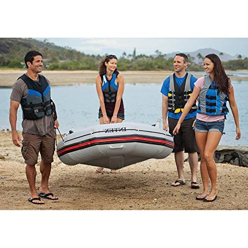 Intex 4, Inflatable with Output Air Pump