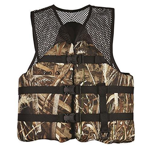 mesh classic vest