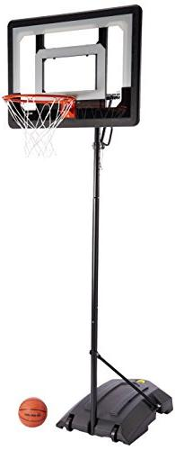 SKLZ Pro Mini Basketball Hoop System. Adjustable Height 3.5