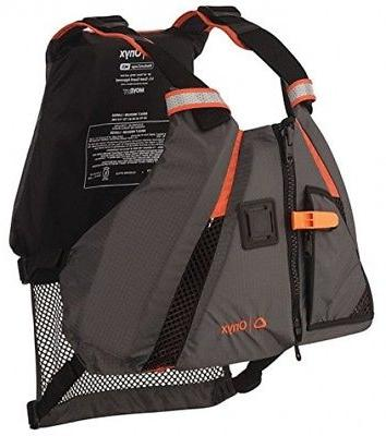 ONYX Sports Vest, Orange, X-Small/Small