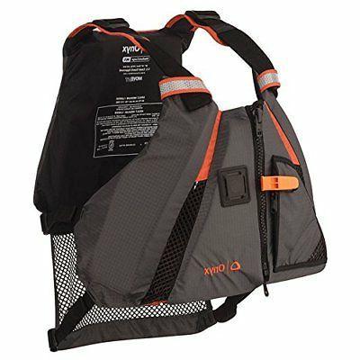 Movevent Dynamic Paddle Life Vest Small Aqua L XL Jackets