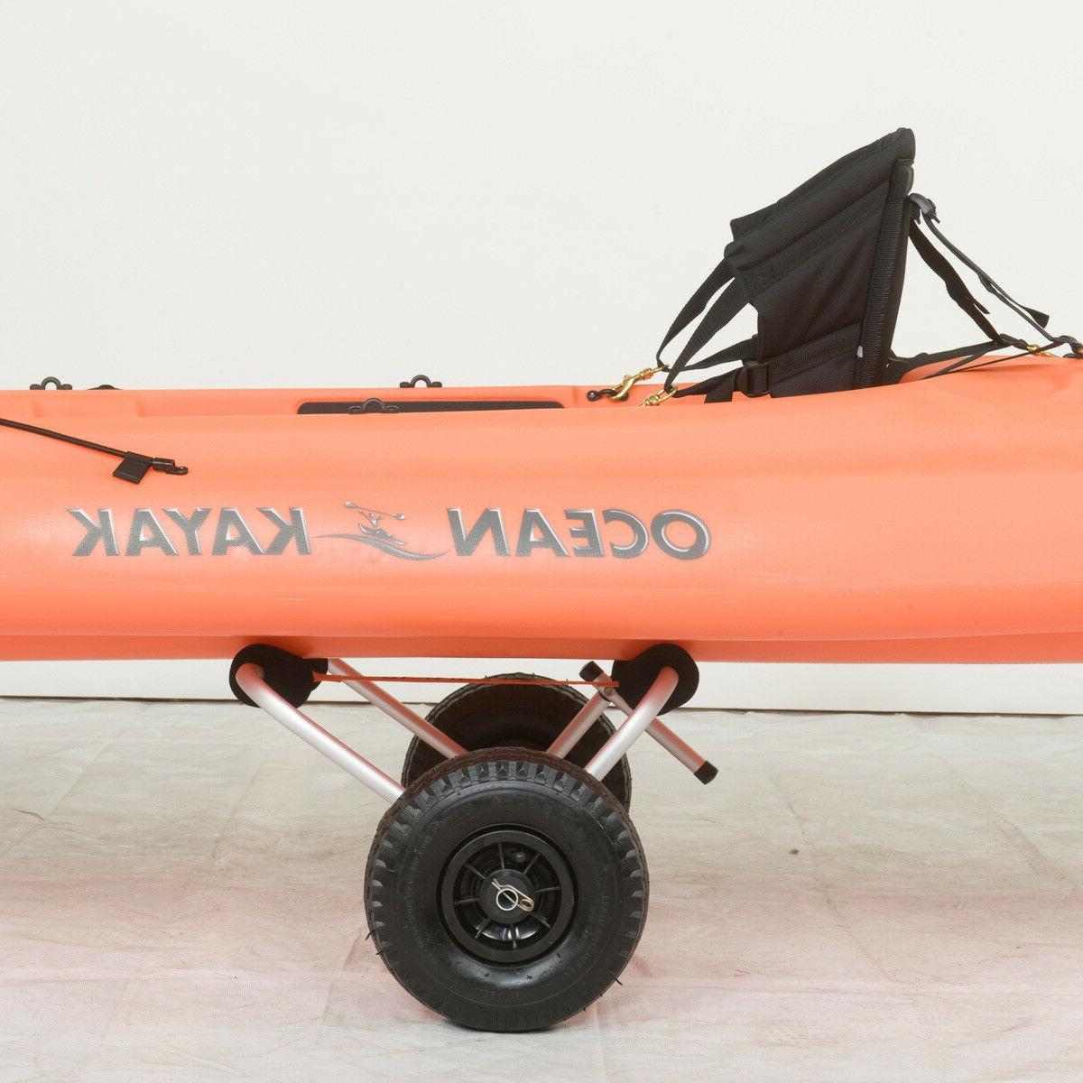 New Canoe Canoe/Kayak Cart With