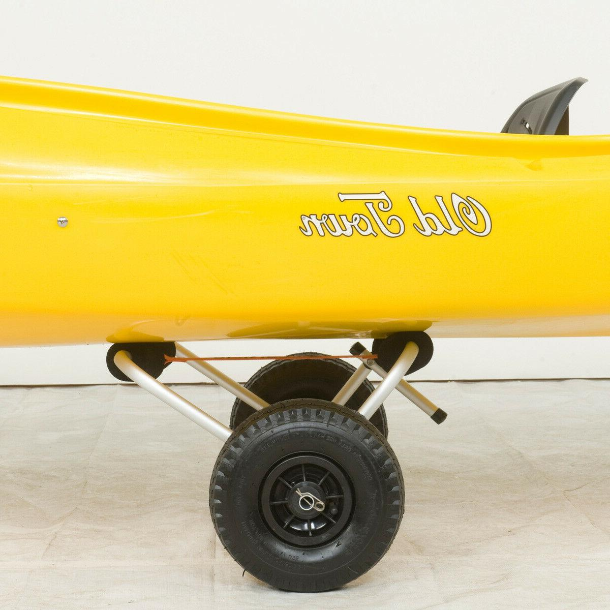 New Town Canoe Canoe/Kayak Cart