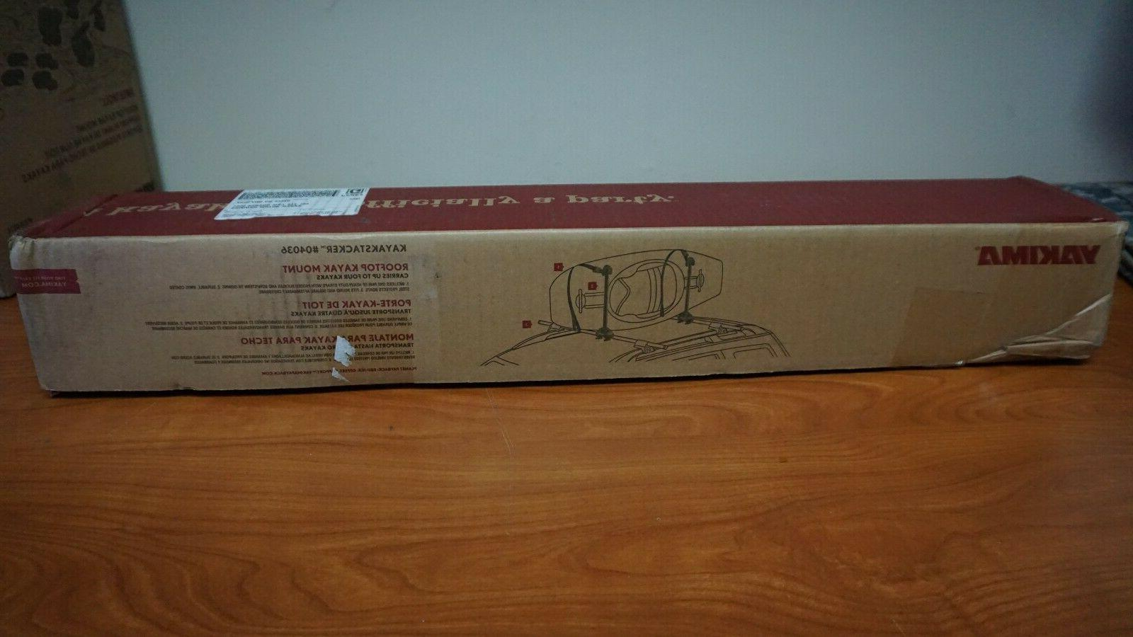 new in box kayak stacker 04036