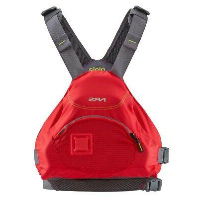 NRS Ninja PFD Paddle, SUP, Kayak, Rafting Life Jacket