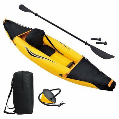 Blue 1 Inflatable Kayak