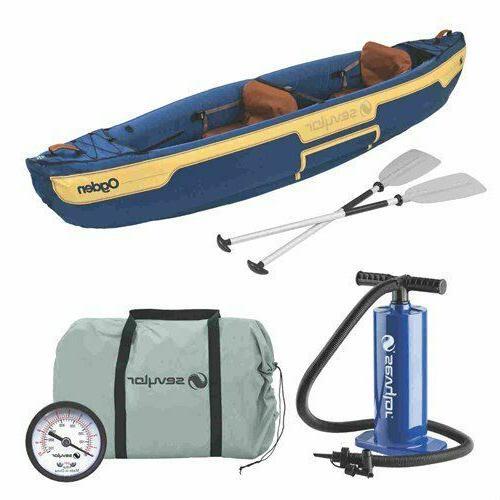ogden 2 person canoe