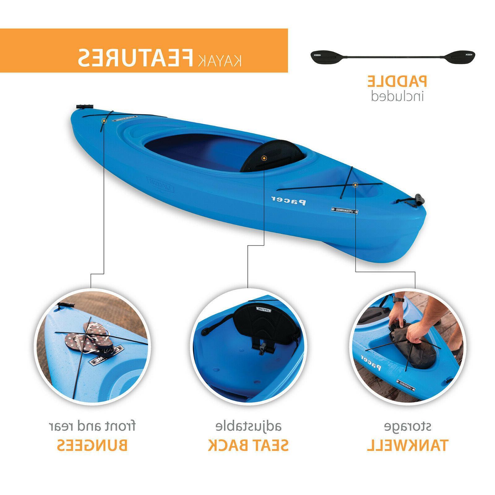 Lifetime Pacer 8 ft Kayak