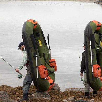 Sea Frameless Fishing