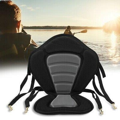 Adjustable Kayak Fishing Boat Support Rest Cushion
