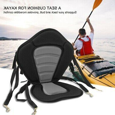 Adjustable Boat Seat Support Back Rest Cushion Pad Outdoor