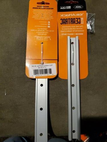 pair of 8 gttl90 low profile aluminum