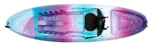Perception Rambler Sit-On-Top Kayak for Recreation - 9.5