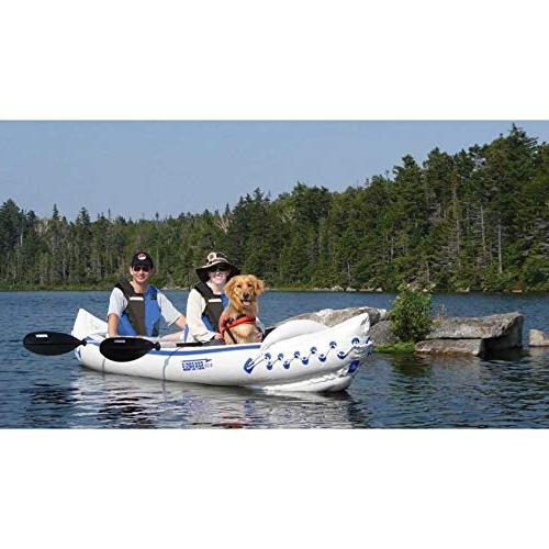 Sea 3 Person Inflatable Canoe