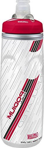 CamelBak Podium Chill Bicycle Race Edition Water Bottle 21oz