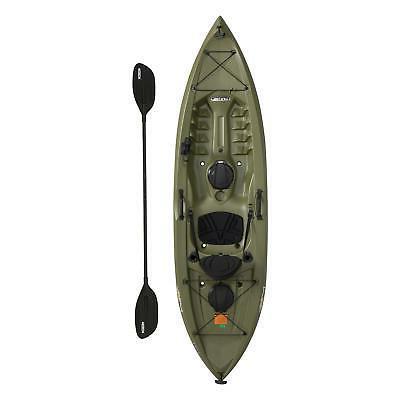 portable fishing kayak angler 100 paddle include