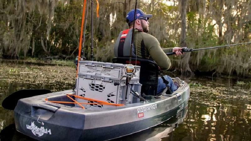 Premium Tuff Tackle Storage Kayak