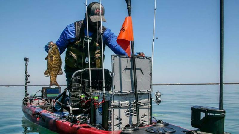 Premium Tuff Tackle Storage Solution Kayak
