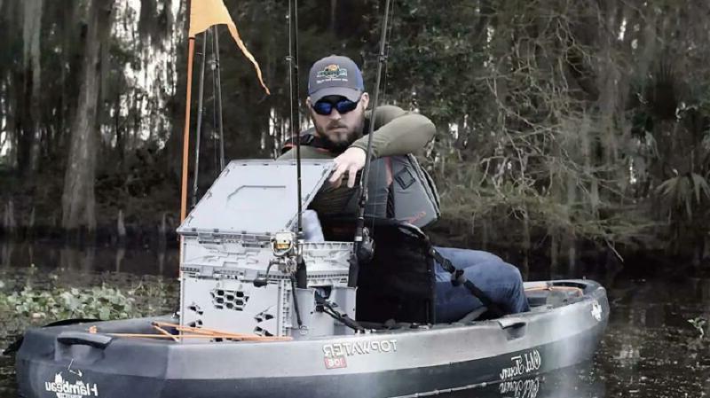 Premium Tuff Tackle Storage Solution Kayak Angling