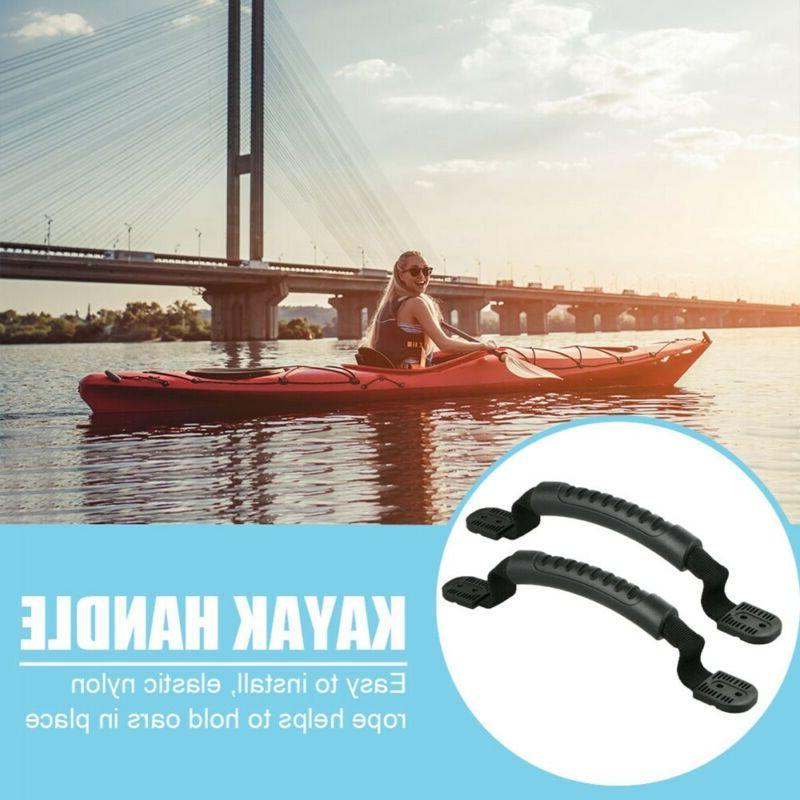 PVC Equipment Kayak Rowing Handles Handle Carry