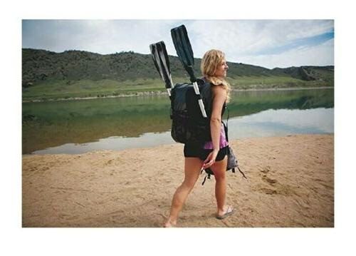 Sevylor Quikpak K1 Inflatable Kayak/Raft/Fishing/Summer/Adults/Kids
