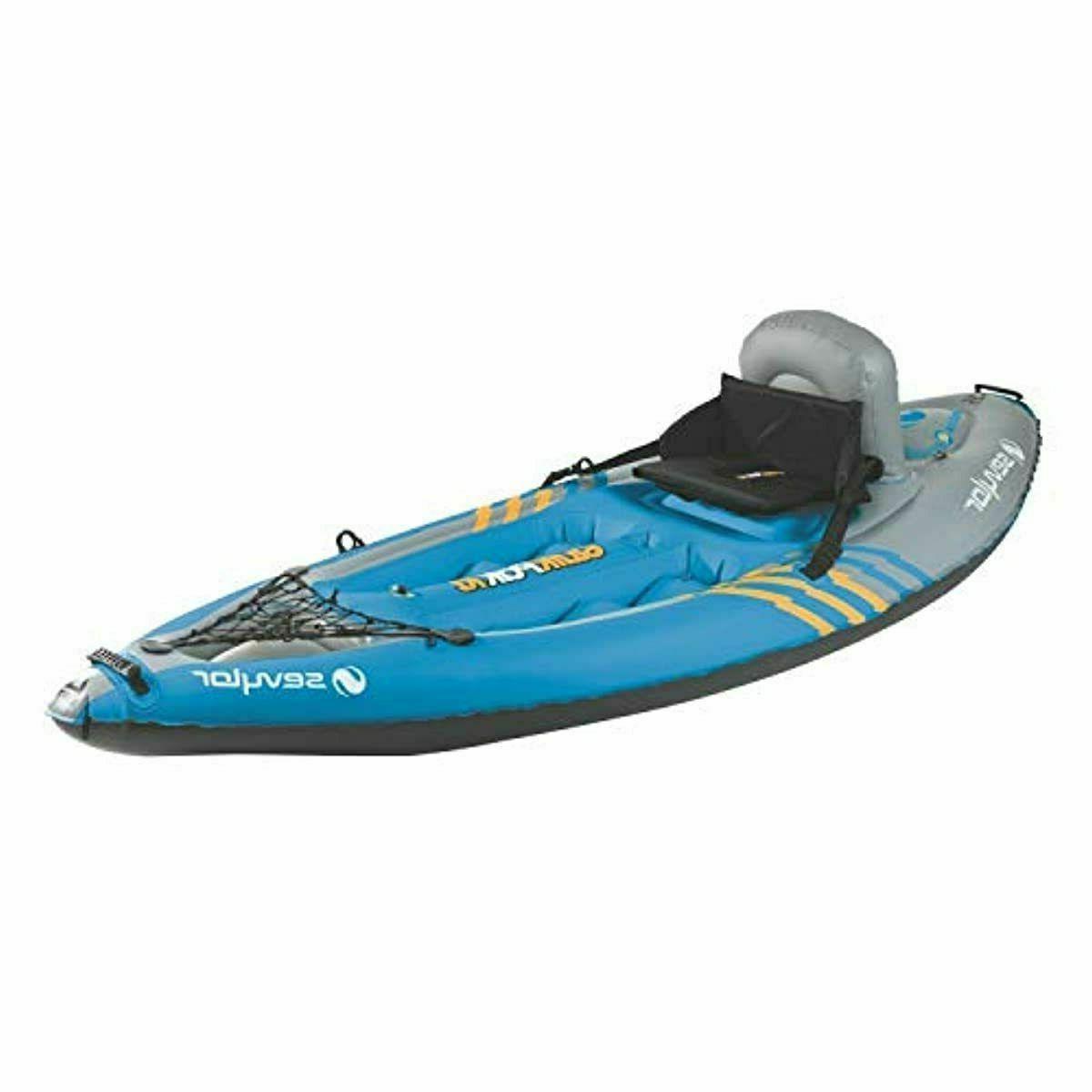 Sevylor 1-Person Kayak x