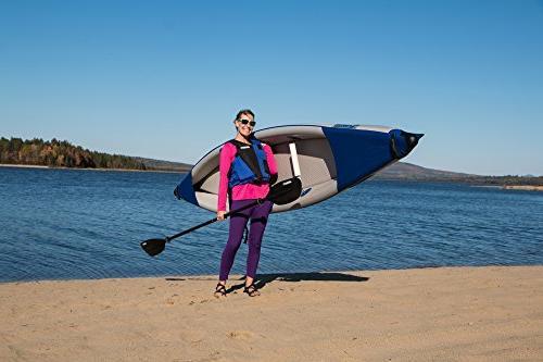 Sea Razorlite 393rl Inflatable Kayak Package