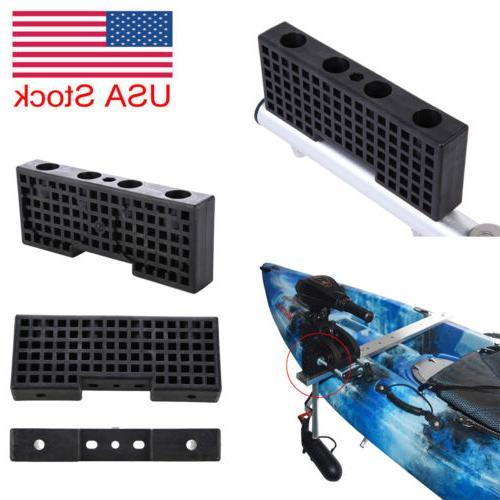 reinforced nylon block board for kayak trolling