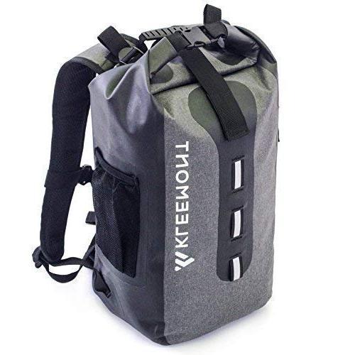 rolltop waterproof backpack dry bag