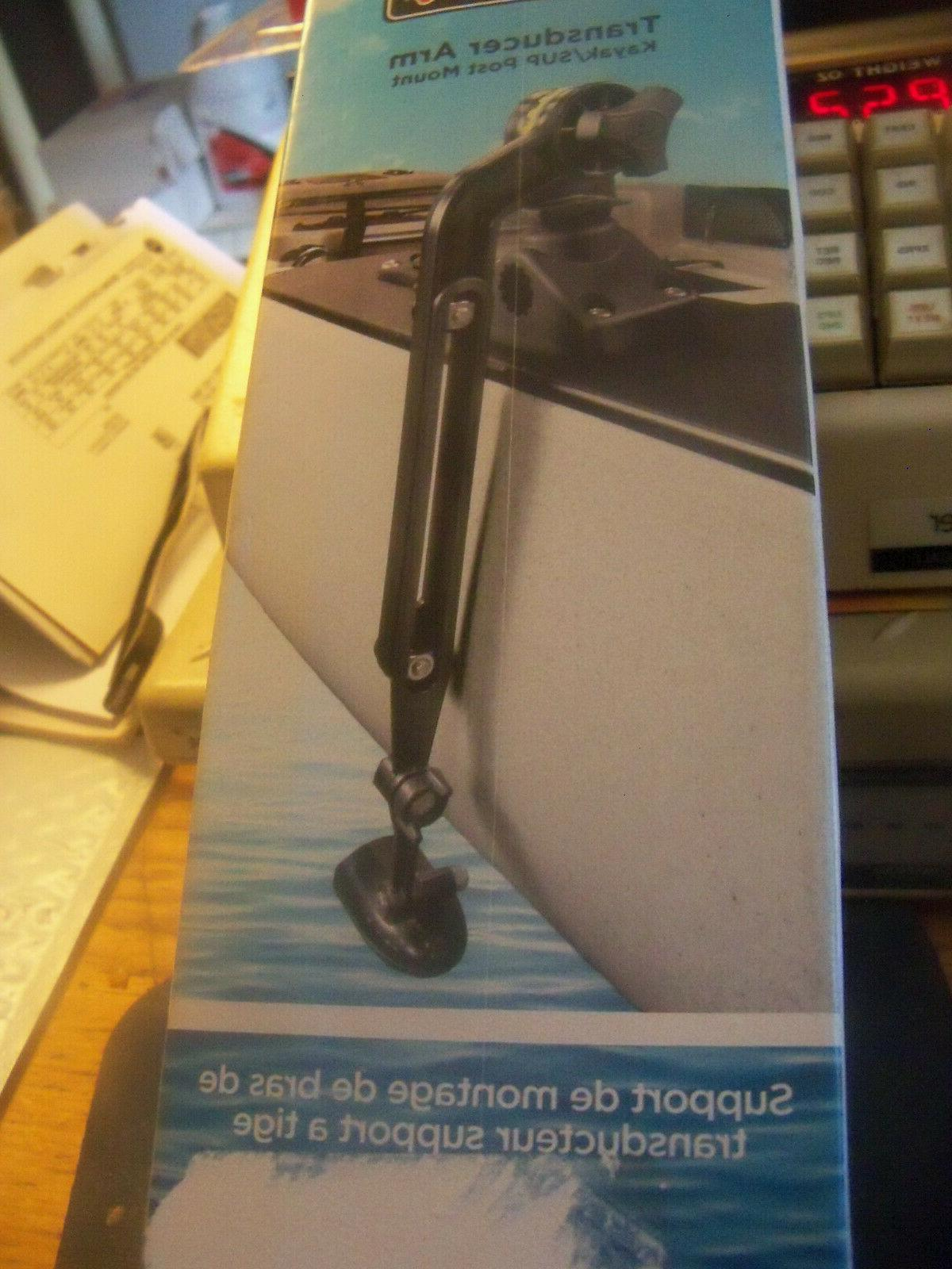 scotty kayak sup transducer mounting arm 140