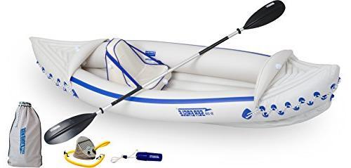se330 inflatable kayak solo