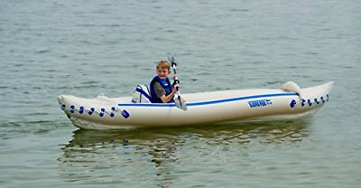 Sea Eagle Inflatable Sport Kayak Package