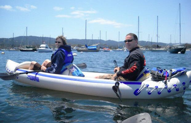 se370 sports kayak deluxe most inexpensive yet