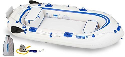 se9 inflatable motormount boat