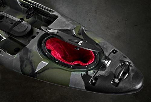 Vibe Kayaks 110 On Dual