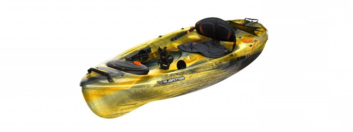 sentinel 100xp angler new kayak halo