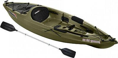 sit on angler kayak fishing multi colors