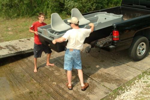 Sun Dolphin Boat