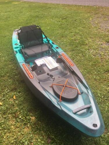 sportsman fishing kayak 120 also have other