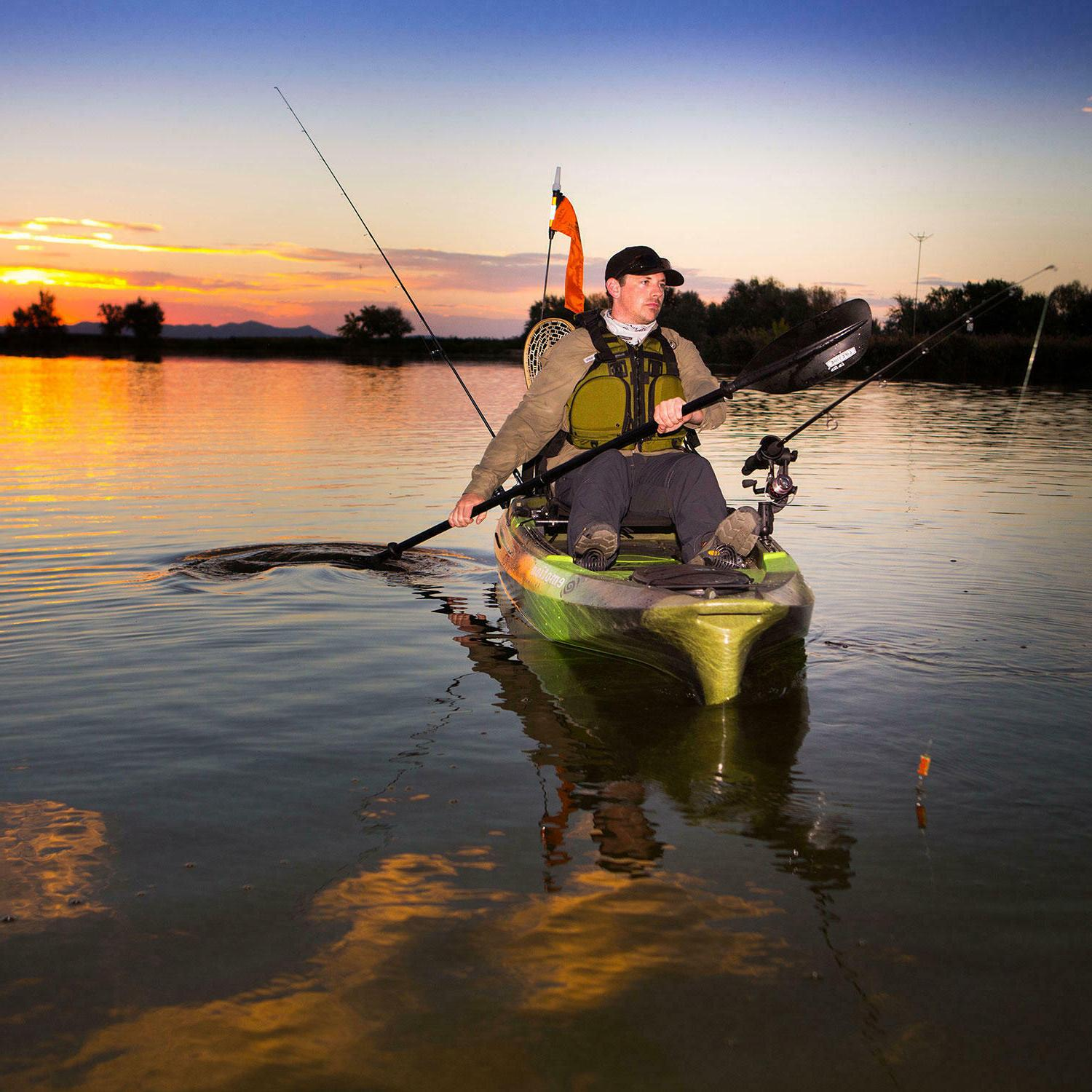 Emotion 11ft. 8in. Stealth Pro Angler 118, Sit On Top Fishin