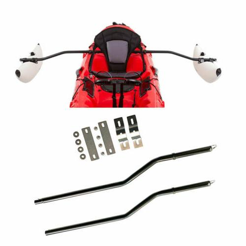 Inflatable Kayak Outrigger/Canoe Stand Sidekick Arm Kit
