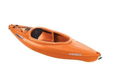 sun dolphin aruba ss sit in kayak